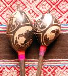 4 Directions Peruvian Rattles, www.ReikiShamanic.com