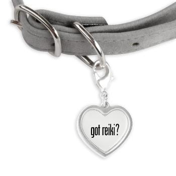 got reiki? Pet Tags www.cafepress.com/reikishamanic