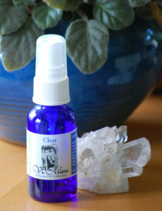 Clear Crystal Essence Mist ©Rose De Dan www.reikishamanic.com