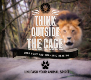 Think Outside the Cage www.reikishamanic.com