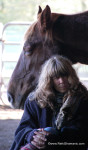 Reba, Rose De Dan and She Walks at Horse Teachers, ©Rose De Dan www.ReikiShamanic.com